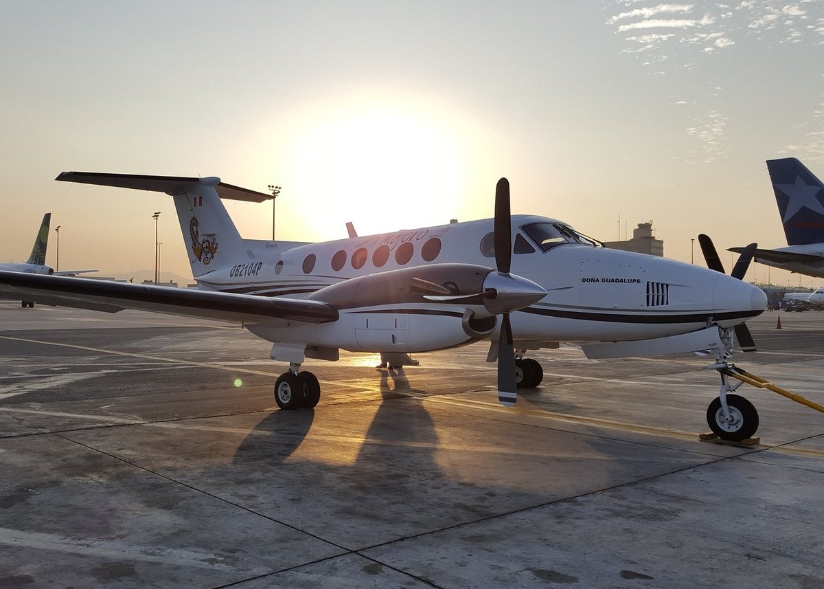 Business Jet to show that aerops is also for Business Aviation