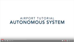 startscreen aerops tutorial for airports autonomous system GAT management
